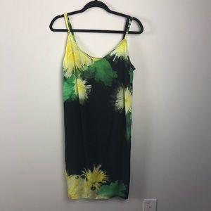 Silk Slip Dress by Tracy Reese